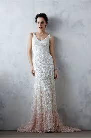 relaxed wedding dress bhldn s gorgeous wedding dresses mywedding