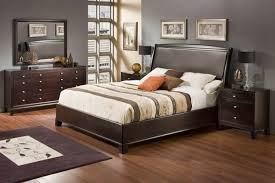 bedroom ideas with dark furniture interior design