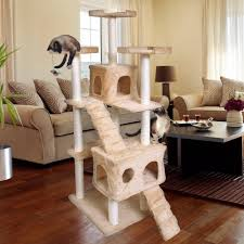 Cat Scratcher Tower Large Cat Trees