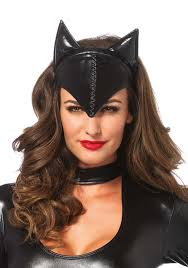 amazon com leg avenue women u0027s feline femme fatale mask costume