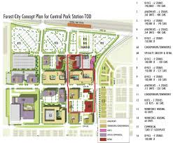 Park Central Floor Plan Central Park Tod Phase I Seeks To Create U201csense Of Place U201d Front