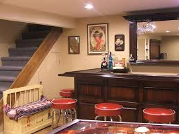 how to refinish basement interior design jeffsbakery basement