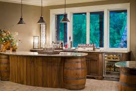 island home decor 19 interesting ways of using wine barrels in home décor