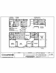 Champion Modular Homes Floor Plans by Avalanche Manufactured Homes Floor Plans 20th Century Homes