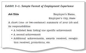 sample resume title resume cv cover leter