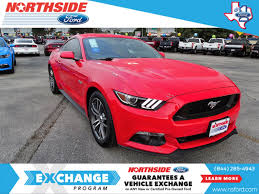 new 2017 ford mustang gt 2dr car in san antonio 344146