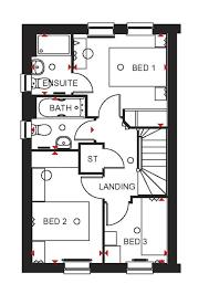 barratt homes helmsley floor plan barratt homes thornbury floor plans helmsley plan