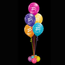 helium birthday balloons happy birthday balloon bouquets for events and more