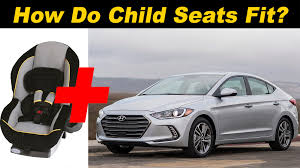 hyundai elantra baby blue 2017 hyundai elantra child seat review