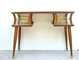 mid century entry table mid century modern sofa tables nelson mid century modern style in