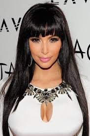 how to style brazilian hair classic neat bang silky straight brazilian virgin hair lace front