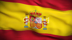 Spanish Flag Spanish Flag Hd Looped Royalty Free Video And Stock Footage