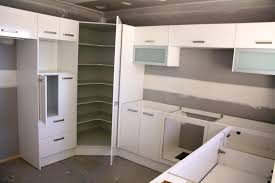 Narrow Kitchen Pantry Cabinet Corner Pantry Cabinet And Also Small Larder Cupboard And Also