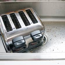 Cleaning Toaster How To Clean Your Toaster Popsugar Smart Living