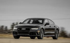 audi 2017 audi rs7 performance test review car and driver