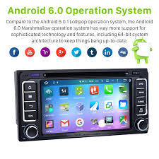 2007 toyota land cruiser 100 series android 6 0 radio dvd player