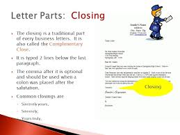 document formatting business letters ppt video online download