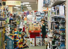 why neighborhood stores are thriving while toys r us goes