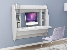 Wall Mounted Computer Desk Ikea Wall Mounted Desk With Storage Home Designs Insight