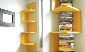 Corner Bookcases With Doors Modern Corner Bookshelf Bookshelf Drawers Astonishing Bookcases