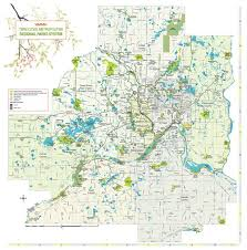 parks map maps activities metropolitan council