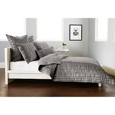 Dkny Duvet Cover White Dkny City Line Quilt In Grey Bed Bath U0026 Beyond