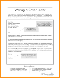 9 what to write on a cover letter for a resume agenda example