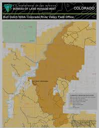 Iditarod Map Bull Gulch Wilderness Study Area Recreation Map Bureau Of Land