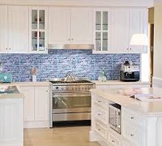 Grey Stone With Crystal Mosaic Tile Sheets Kitchenback Splash N - Stone glass mosaic tile backsplash