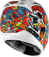 cool motocross helmets icon airmada graphics