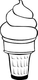 coloring pages ice cream cone 9 super cute ice cream crafts ice cream cones template and free