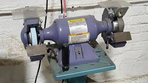 Uses Of A Bench Grinder - how to sharpen used and dull drill bits by hand 11 steps