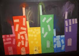kindergarten artwork art with mrs crane