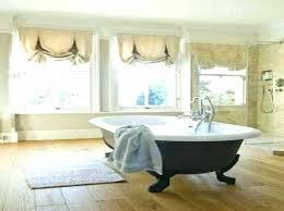 ideas for bathroom window treatments bathroom window curtains simplir me
