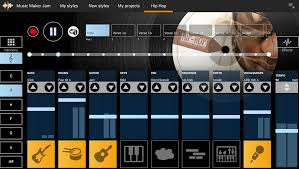 music maker jam is a windows song mixing making