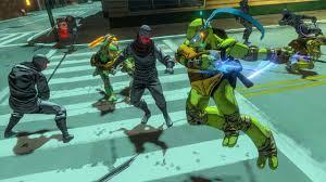 teenage mutant ninja turtles mutants manhattan review gamespot