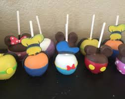 1 styrofoam cake pop stand mickey mouse
