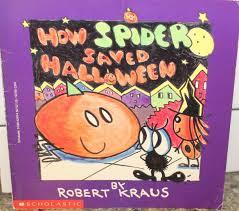 tami reads u201chow spider saved halloween u201d by robert kraus youtube
