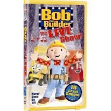 image bob builder live show vhs jpg bob builder