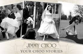 jimmy choo wedding dress will you be a jimmy choo your story the