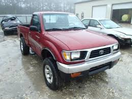 toyota tacoma used for sale used 1995 toyota tacoma for sale at auctionexport