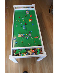 activity table with storage bargains on building blocks table activity table kids table train