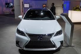 lexus ct200 warning lights lexus unveils facelifted 2014 ct 200h compact luxury hybrid