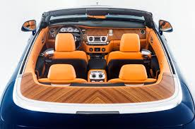 roll royce 2017 interior 2017 rolls royce dawn brings open top ultra luxury to frankfurt