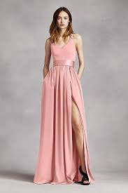pink bridesmaid dresses pink bridesmaid dresses dusty light pink david s bridal