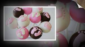 Cake Pop Decorations For Baby Shower Baby Shower Cake Pops Decorating Ideas Youtube