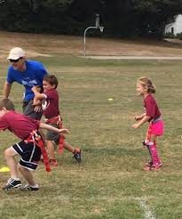 Coed Flag Football Falmouth Youth Flag Football