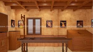 traditional kerala massage room inside the villa thrippunithura