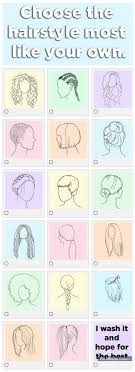 hairstyle personality quiz global hair health growth expert