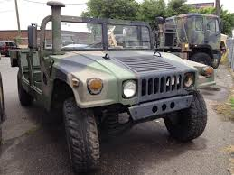civilian humvee hmmwv rolling chassis project